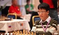 Großmeister Le Quang Liem geht in die 4. Runde der Weltschachmeisterschaft