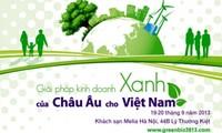 Ausstellung Green-Biz findet zum 3. Mal in Vietnam statt