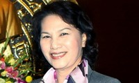 Vize-Parlamentspräsidentin Nguyen Thi Kim Ngan besucht Spanien