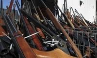 UN-Sicherheitsrat ratifiziert Resolution über Handel von Kleinwaffen