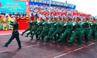 50. Jahr-Feier des Sieges Dam Doi – Cai Nuoc – Cha La