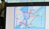 USA warnen China vor zunehmender Spannungen bezüglich der Luftverteidigungszone