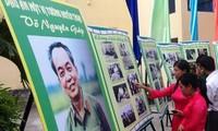 Feierlichkeiten zum Gründungstag der vietnamesischen Volksarmee