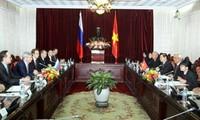 Delegation der russischen Duma besucht Provinz Ba Ria-Vung Tau