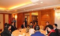 Feier zum 64. Jahrestag der Aufnahme diplomatischer Beziehungen zwischen Vietnam und China