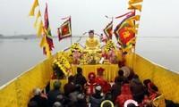 Fest des Tempels der Könige der Tran-Dynastie eröffnet