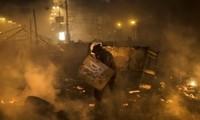 Die Ukraine stellt Anti-Terror-Einsatz ein