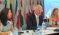 Kulturaustausch zwischen Vietnam und europäischen Ländern