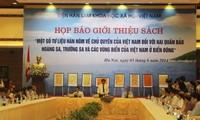 Veröffentlichung der Dokumente auf Han Nom-Schrift über die Souveränität Vietnams