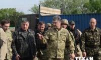 Russland kritisiert Friedensplan des ukrainischen Präsidenten