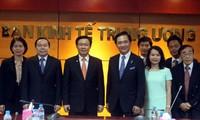 Intensivierung der Wirtschafts- und Handelsbeziehung zwischen Vietnam und Japan