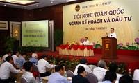 Abschluss der Landeskonferenz für Planung und Investitionen