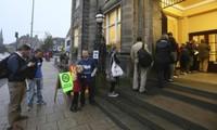 Referendum in Schottland beginnt