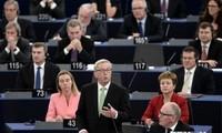 EU-Parlament stimmt Mitglieder der EU-Kommission zu