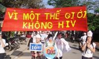 Veranstaltungen zum Aktionsmonat zur HIV/AIDS-Bekämpfung 2014