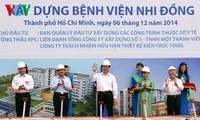 Premierminister Nguyen Tan Dung fordert den Bau mehrerer moderner Krankenhäuser in Ho Chi Minh Stadt