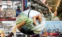 Die Erfolge der Wirtschaftsumstrukturierung im Jahr 2014
