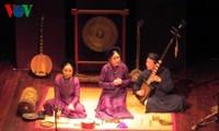 """Musikprogramm """"Töne des Bambus und der Seidenfasern"""""""