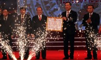 Parlamentspräsident nimmt an der Feier zum 65. Gründungstag der Provinz Vinh Phuc teil