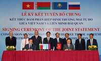 Chance für Vietnam, den Export nach Russland und in die Zollunion zu verstärken