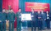 Generalstab der Grenztruppe erhält Dokumente über Hoang Sa und Truong Sa