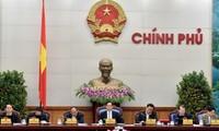 Regierung eröffnet turnusmäßige Sitzung