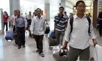 Mehr als 17.000 Arbeiter ins Ausland geschickt