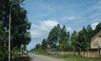 Unterstützung für Bauern bei Neugestaltung ländlicher Räume in Dong Nai