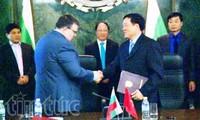 Vereinbarung über die Zusammenarbeit zwischen Staatsanwaltschaften Vietnams und Bulgariens