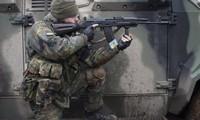 Trotz Waffenruhe dauern Gefechte in der Ostukraine an