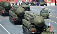 Russland will kein Wettrüsten mit den USA
