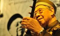Professor Tran Van Khe und seine Liebe zur traditionellen Musik