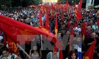 Griechenland wird für zahlungsunfähig erklärt