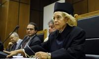 Griechenland: Oberste Richterin führt Übergangsregierung