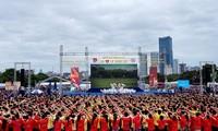 70. Jahrestag der August-Revolution und des Nationalfeiertags wird weiterhin landesweit begangen