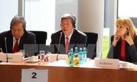KPV-Delegation beteiligt sich am Dialog mit Sozialdemokratischer Partei Deutschlands