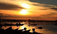 Die Schönheit der Lagunen in Hue