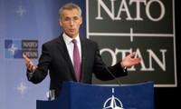 NATO-Generalsekretär besucht erstmals die Ukraine