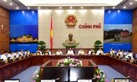 September-Sitzung der Regierung