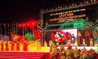 Feier zum 120. Gründungstag der Provinz Bac Giang