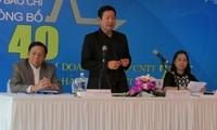 Werbung für Top 40 IT-Unternehmen Vietnams