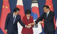 Gipfeltreffen zwischen Japan, China und Südkorea