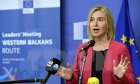 EU ruft zur Lösung der Streitigkeiten im Ostmeer auf
