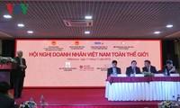 Verbindung der vietnamesischen Unternehmer weltweit