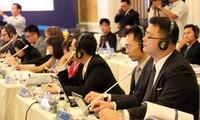Eröffnung des internationalen wissenschaftlichen Seminars über das Ostmeer