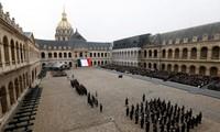 Frankreich gedenkt der Opfer des Terroranschlags vom 13. November