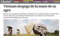 Argentiniens Zeitung lobt die landwirtschaftlichen Erfolge Vietnams