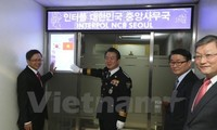 Kommunikationsgruppe zwischen vietnamesischer und südkoreanischer Polizei eingeweiht
