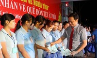 Arbeiter von Ho Chi Minh Stadt bringen dem Staat einen Gewinn von etwa 4,7 Millionen US-Dollar