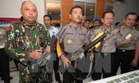 Bombenanschlagsserie in Jakarta: Polizei veröffentlicht Namen der Verdächtigen